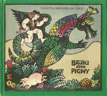 Okładka książki Bajki spod pigwy