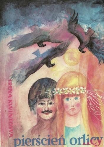 Okładka książki Pierścień orlicy