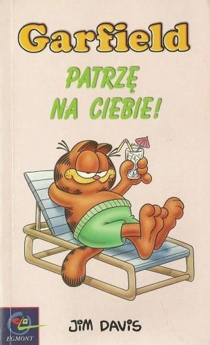 Okładka książki Patrzę na ciebie!
