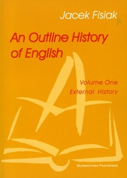 Okładka książki An Outline History of English