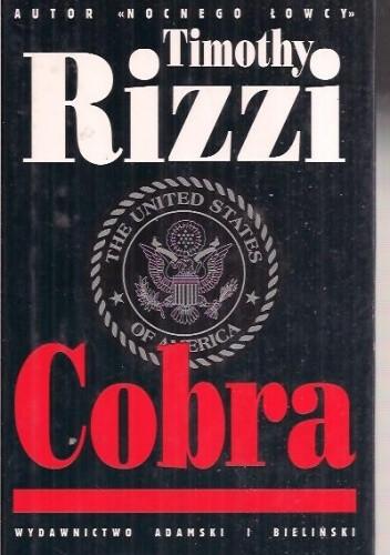 Okładka książki Cobra