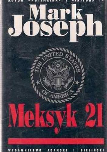 Okładka książki Meksyk 21