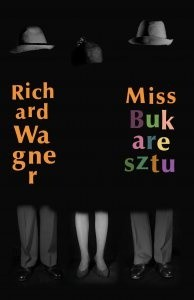 Okładka książki Miss Bukaresztu