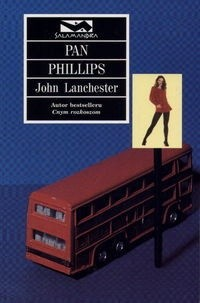 Okładka książki Pan Phillips
