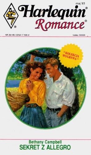 Okładka książki Sekret z Allegro