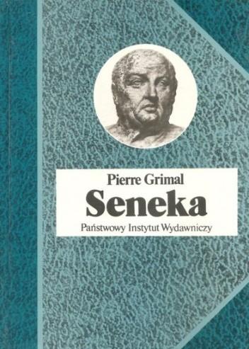 Okładka książki Seneka
