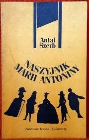 Okładka książki Naszyjnik Marii Antoniny
