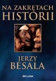 Okładka książki Na zakrętach historii