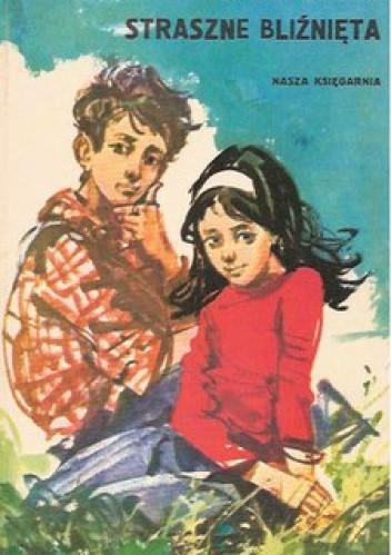 Okładka książki Straszne bliźnięta