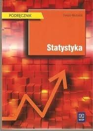 Okładka książki Statystyka