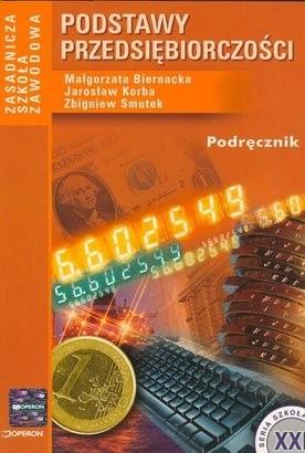 Okładka książki Podstawy przedsiębiorczości