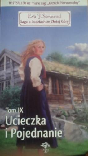 Okładka książki Ucieczka i pojednanie