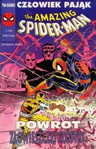 Spider-Man  1-102 / TM-Semic - komiks [.CBR][PL] *dla EXSite.pl*
