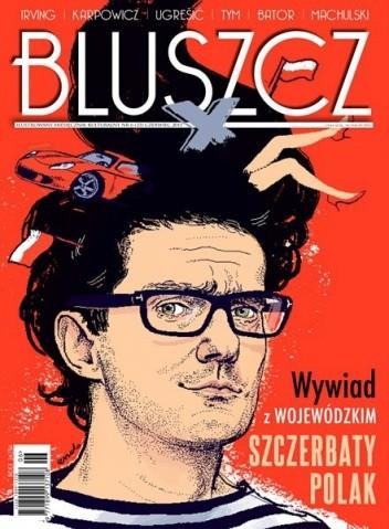 Okładka książki Bluszcz, nr 6 (33) / czerwiec 2011