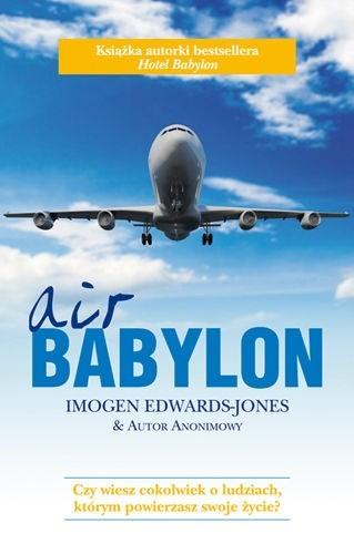 Okładka książki Air Babylon