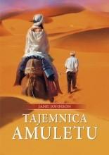 Okładka książki Tajemnica amuletu