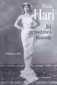 Okładka książki Mata Hari. Jej prawdziwa historia