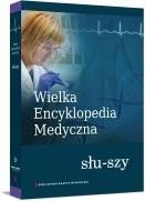 Okładka książki Wielka Encyklopedia Medyczna (słu-szy)