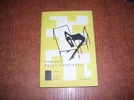 Okładka książki Drogi samotności. Rzecz o Franzu Kafce