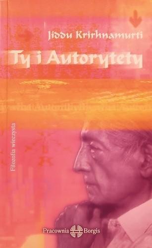 Okładka książki Ty i Autorytety