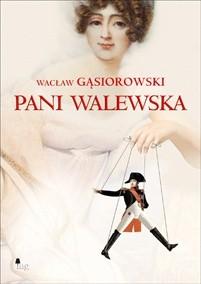 Okładka książki Pani Walewska
