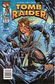 Okładka książki Tomb Raider 2/2001