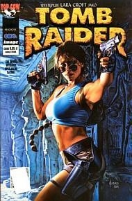 Okładka książki Tomb Raider 3/2001