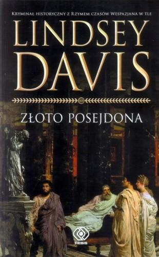 Okładka książki Złoto Posejdona