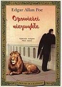 Okładka książki Opowieści niezwykłe
