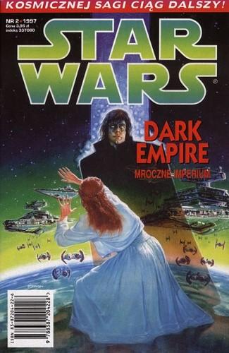 Okładka książki Star Wars: Mroczne Imperium 2/1997