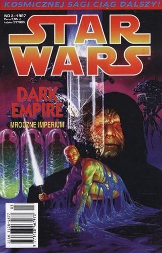 Okładka książki Star Wars: Mroczne Imperium 3/1997