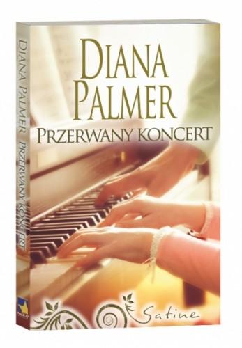 Okładka książki Przerwany koncert