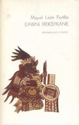 Okładka książki Dawni Meksykanie