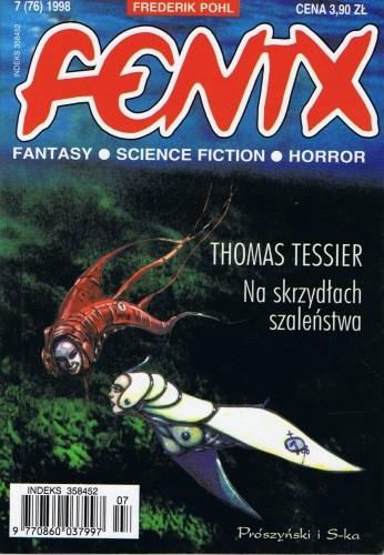 Okładka książki Fenix 1998 7 (76)