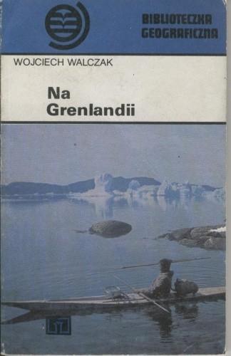Okładka książki Na Grenlandii