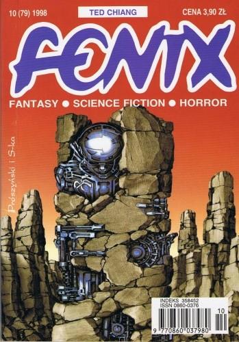 Okładka książki Fenix 1998 10 (79)