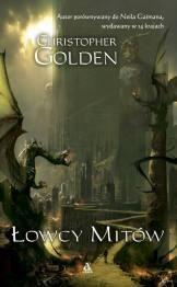 Okładka książki Łowcy mitów