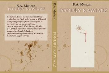 Okładka książki Ponury Kawiarz