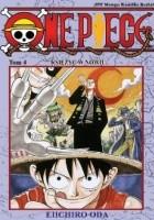 One Piece t. 4 - Sierp Księżyca