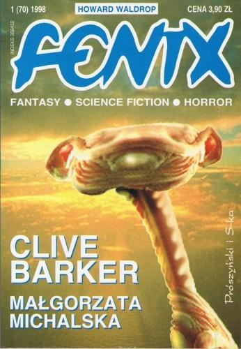 Okładka książki Fenix 1998  1(70)