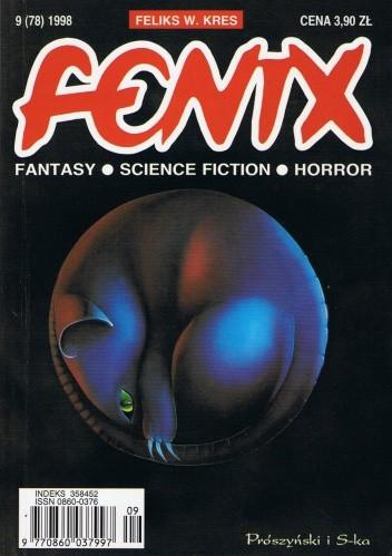 Okładka książki Fenix 1998  9(78)