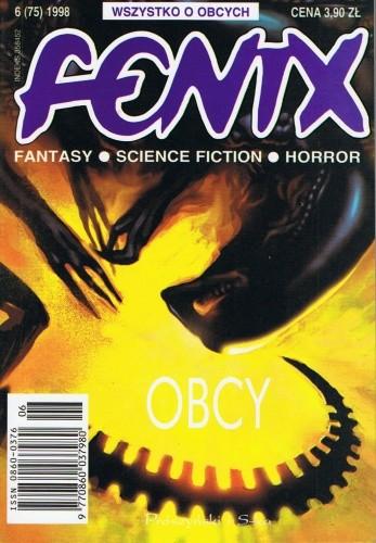 Okładka książki Fenix 1998  6(75)