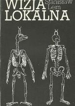Okładka książki Wizja lokalna