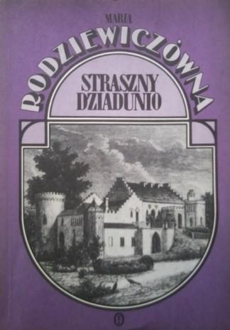 Okładka książki Straszny dziadunio