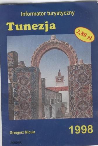 Okładka książki Tunezja. Informator turystyczny