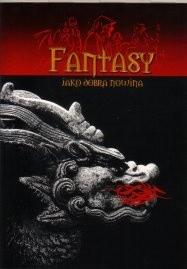 Okładka książki Fantasy jako dobra nowina