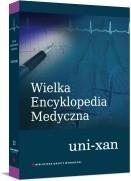 Okładka książki Wielka Encyklopedia Medyczna (uni-xan)