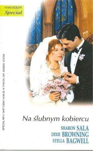 Okładka książki Na ślubnym kobiercu