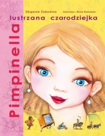 Okładka książki Pimpinella lustrzana czarodziejka