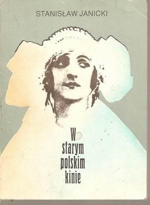 Okładka książki W starym polskim kinie